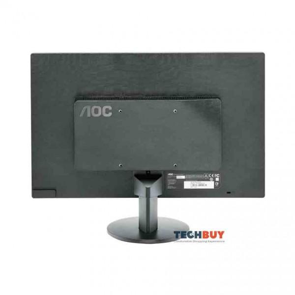 Màn hình AOC E2070Swn (19.5 inchHD+LEDVA200 cdm²60Hz5ms)