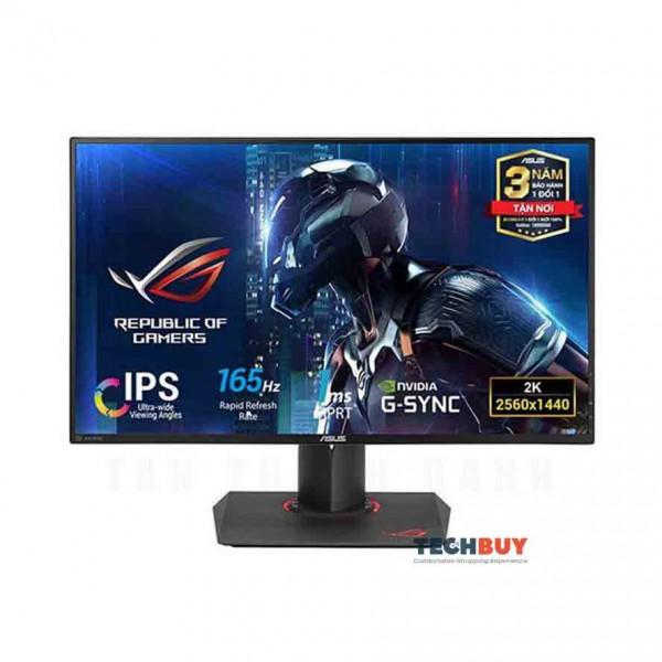 Màn hình Asus PG279QE (27 inch2KIPS165Hz4ms350 nitsHDMI+DP+USBGSync)