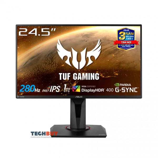 Màn hình Asus TUF Gaming VG259QM (24.5 inchFHDFast IPS280Hz1ms400 nitsHDMI+DPGSync)