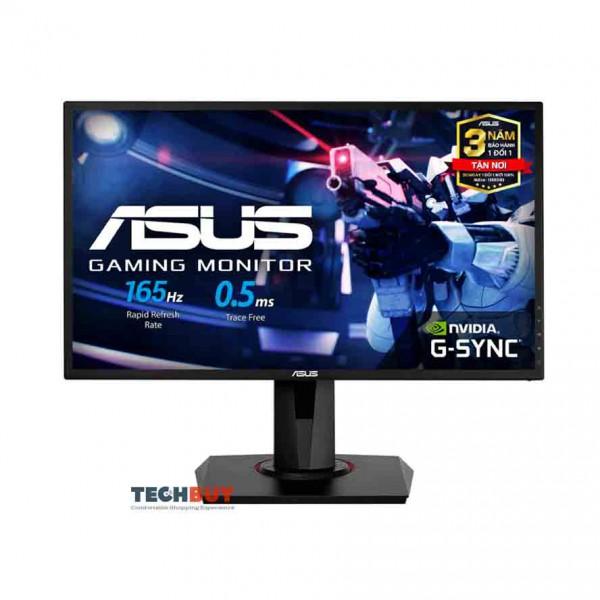 Màn hình Asus VG248QG (24 inchFHDTN165Hz0.5ms350cdm²DP+HDMI+DVILoa 2x2W)