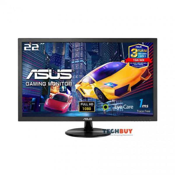 Màn hình Asus VP228NE (21.5 inchFHD200cdm²DVI+VGA60Hz1ms)