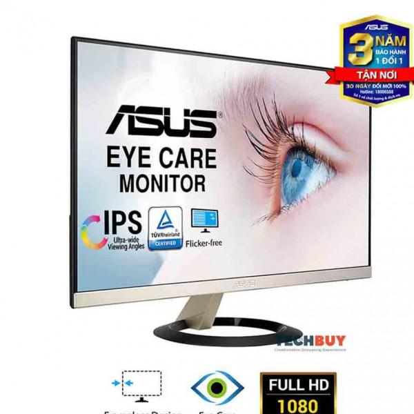 Màn hình Asus VZ279HE (27 inchFHDIPS250 cdm²HDMI+VGA60Hz5ms)
