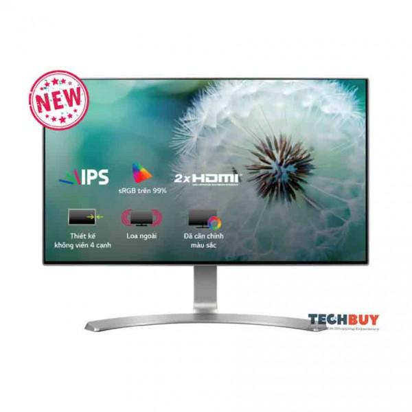 Màn hình LG 24MP59G-P (23.8 inchFHDIPS75Hz1ms250nitsDP+HDMI+VGA)
