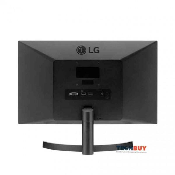 Màn hình LG 27MK600M-B (27 inchFHDIPS75Hz5ms250nitsDP+HDMI)
