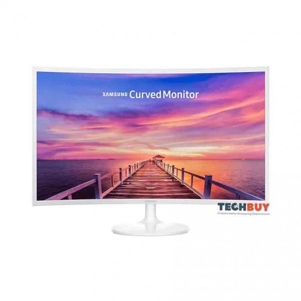 Màn hình Samsung LC32F391FW (32 inchFHDLEDPLS250cdm²HDMI+VGA60Hz5msMàn hình cong)