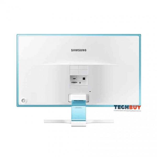 Màn hình Samsung LS27E360HSXV (27 inchFHDPLS300cdm²D-Sub+HDMI75Hz4msMàu Trắng Ngọc Trai)