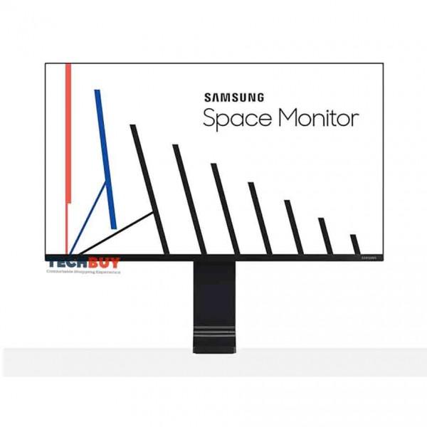 Màn hình Samsung LS27R750QEEXXV (27 inch2KLED144Hz5ms350nitsHDMI+DP)