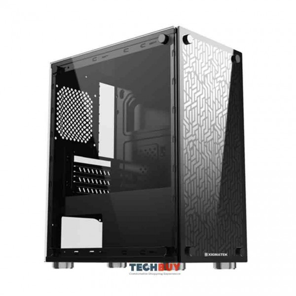 Vỏ case Xigmatek NYX (no fan)