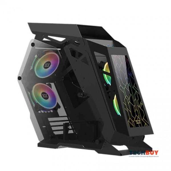 Vỏ case  Xigmatek ZEUS M - Spectrum