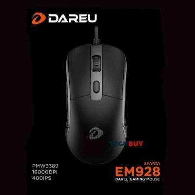 Chuột Gaming  Dareu  A928 RGB LED