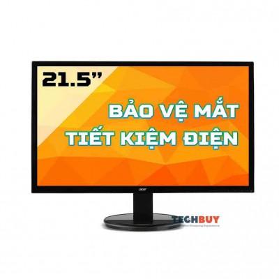 Màn hình Acer K222HQL (21.5 inchLEDTN200 cdm²VGA+DVI60Hz5ms)