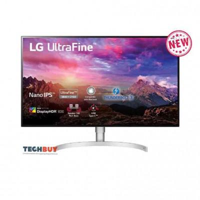 Màn hình LG 32UL950-W (32 inch4KNanoIPS60Hz5ms450 nitsHDMI+DP+Thunderbolt)