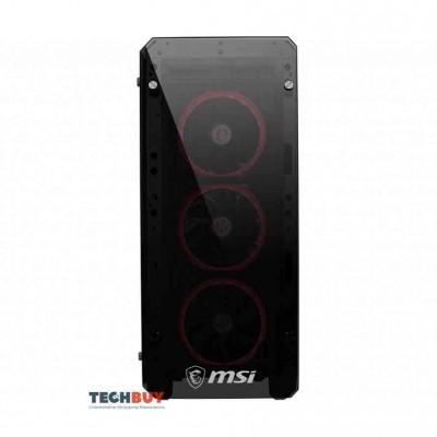 Vỏ Case MSI MAG PYLON ATX (3 fan)