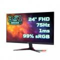 Màn hình Acer Nitro VG240Y (23.8 inchFHDLEDIPSVGA+HDMI250 cdm²75Hz1msAMD Free sync)