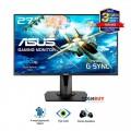 Màn hình Asus VG278QR (27 inchFHDTNG-SYNC165Hz0.5msHDMI+DP+DVI400cdm²G Sync)