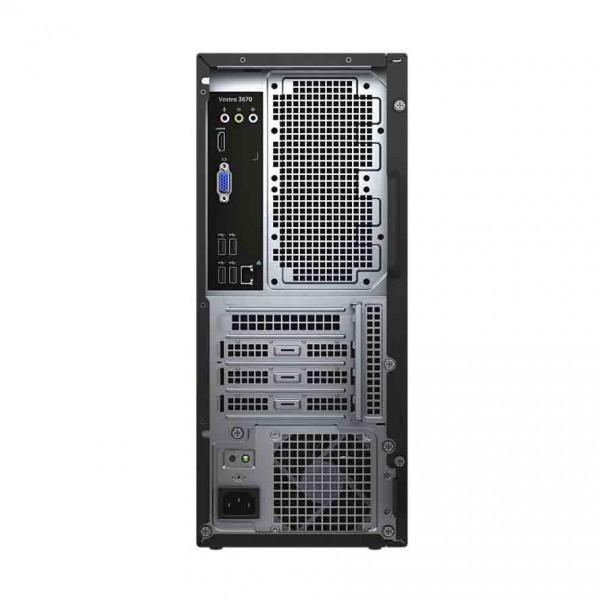 PC Dell Vostro 3671 (i3-91004GB RAM1TB HDDDVDRWWL+BTK+MWin 10) (70205616)