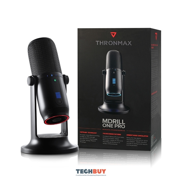 Microphone Thronmax Mdrill one Pro Jet