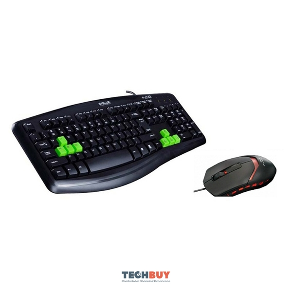 Bộ bàn phím chuột E-Blue Combo Elated