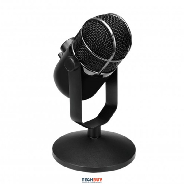Microphones Thronmax Mdrill Dome Jet Black 48Khz