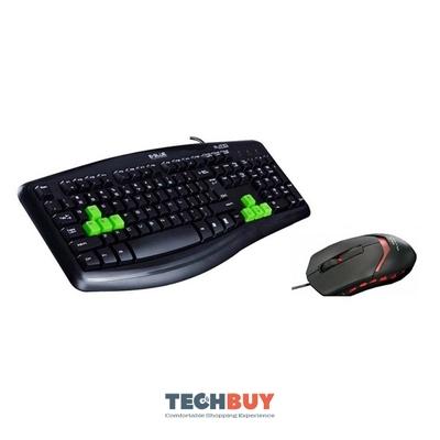 Bộ bàn phím chuột E-BLUE™ - Combo Elated Pro