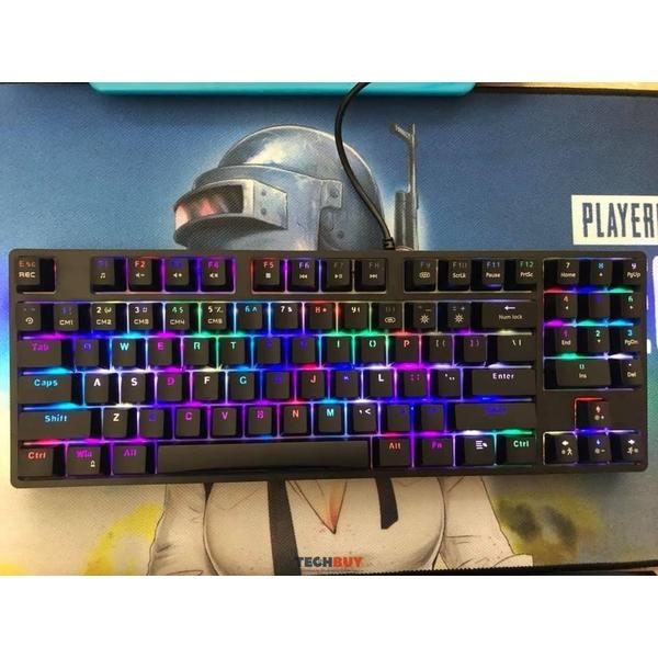 Bàn Phím Cơ Chơi Game G-Net K89 RGB