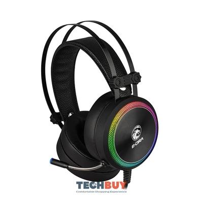 Tai nghe chơi game E-DRA EH412 PRO RGB Led, Âm thanh giả lập 7.1