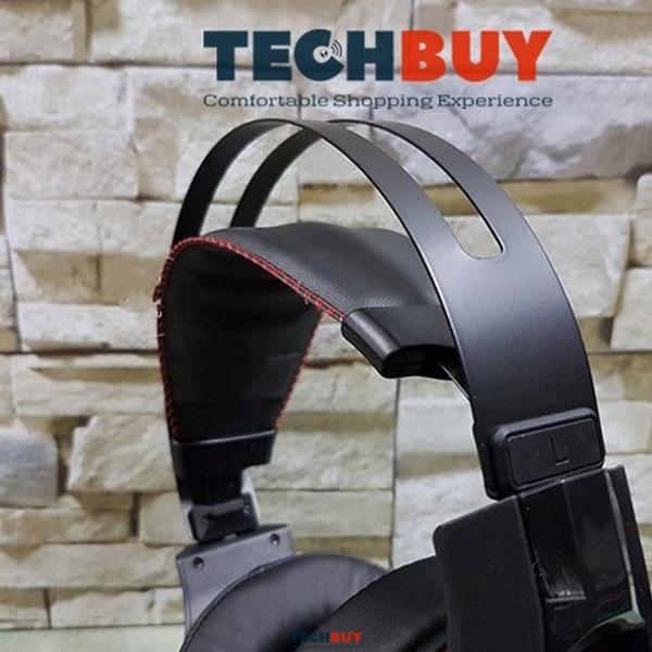 Tai nghe Gaming G-Net GH6 Âm thanh giả lập 7.1 USB, Led RGB