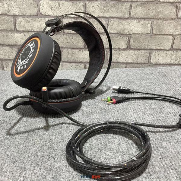 Tai nghe G-NET H99 7.1 Led Kết nối USB