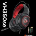 Tai nghe Gaming DAREU VH350se (jack USB + 3.5)