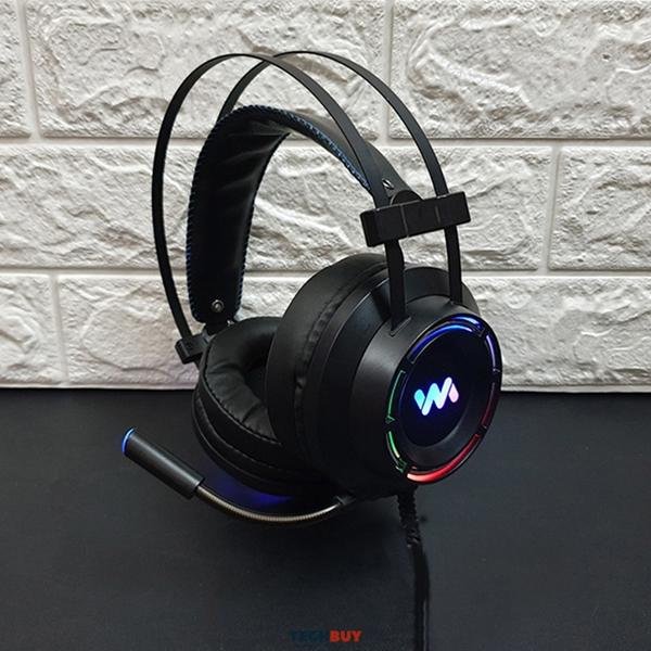 Tai Nghe Gaming WangMing 9800 7.1 RGB