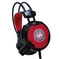 Tai Nghe Gaming Wangming WM8900 chân cắm tròn 3.5mm Màu Đỏ