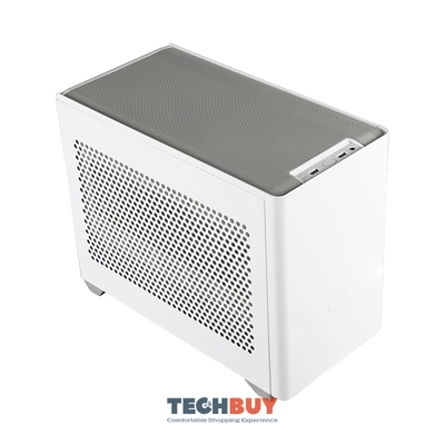 Vỏ case Cooler Master MasterBox NR200 White (Mini ITX Tower/Màu trắng)