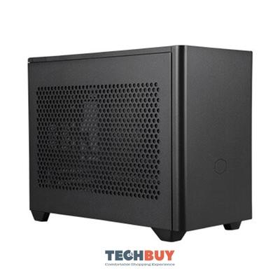 Vỏ case Cooler Master MasterBox NR200 Black (Mini ITX Tower/Màu đen)