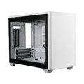 Vỏ case Cooler Master MasterBox NR200P White (Mini ITX Tower/Màu trắng)