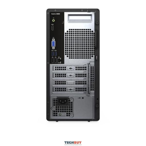 PC Dell Vostro 3888 MT (i3-10100/4GB RAM/1TB HDD/DVDRW/WL+BT/K+M/Win 10) (70226497)