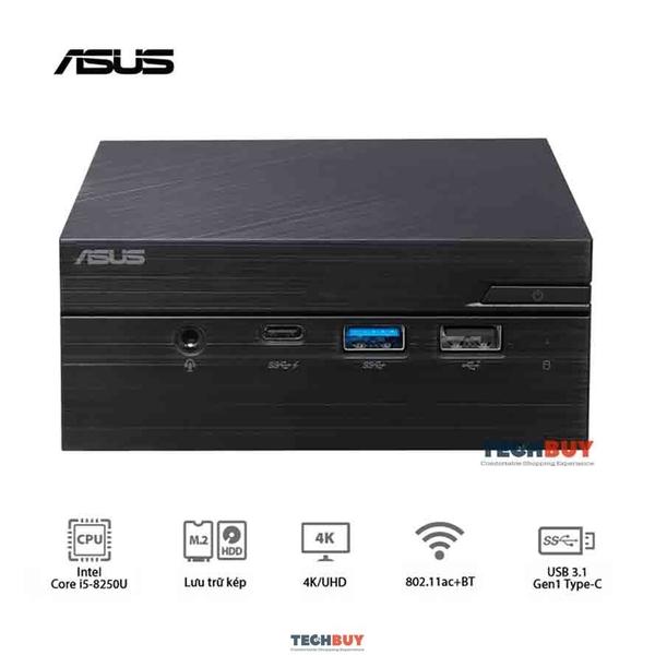PC Mini Asus PN60 i5-8250U (PN60-8i5BAREBONES)