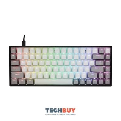 Bàn phím cơ E-DRA EK384 RGB, ABS Keycap, Huano Red/Blue/Brown Switch