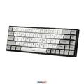 Bàn phím cơ Bluetooth E-DRA EK368W XDA Profile, KailhBox Red/White/Brown Switch