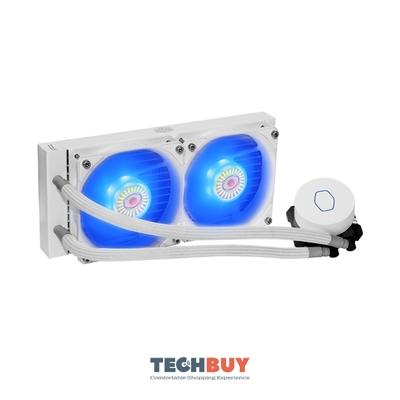 Tản nhiệt nước CPU Cooler Master MasterLiquid ML240L ARGB V2 White Edition