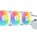 Tản nhiệt nước CPU Cooler Master MasterLiquid ML360L ARGB V2 White Edition